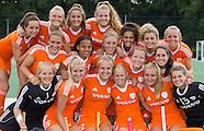 2014 Jong Oranje meisjes