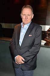 ROBERT GLENISTER at the West End opening night of 'Great Britain' a  play by Richard Bean held at The Theatre Royal, Haymarket, London followed by a post show party at Mint Leaf, Suffolk Place, London on 26th September 2014.