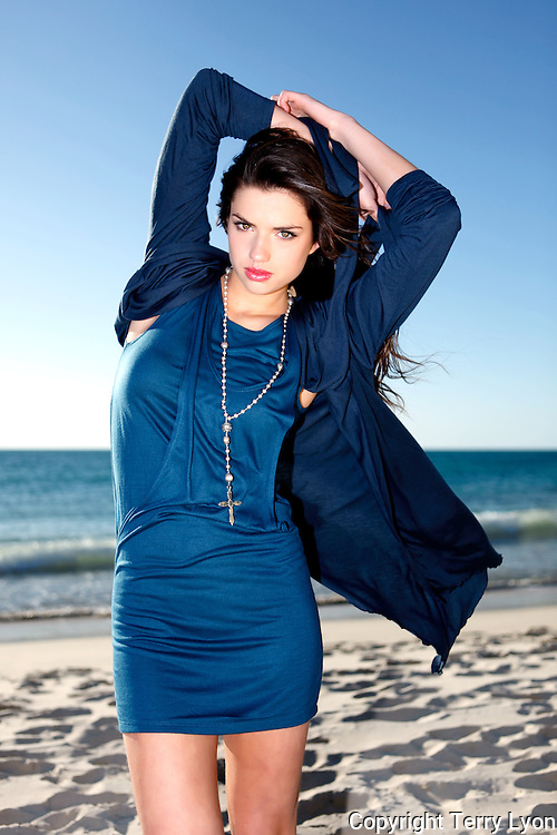 Nicole H Buddha Soul fashion shoot Cottesloe Terry Lyon