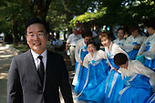 Koreans honor A-bomb victims in Hiroshima ceremony
