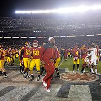 Holiday Bowl | USC v Nebraska | Post-game Celebration