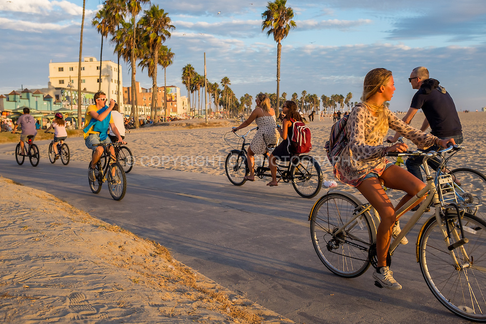 Venice Beach - Los Angeles, California.