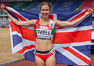 Muller British Athletics Championships  Sunday 010718