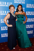 Debra E Lee and Gabrielle Union attend the Alvin Ailey American Dance Theater opening night Gala at City Center in New York City, New York on December 04, 2013.