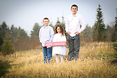 Trevor, Tyler & Jakayla Holiday Session 2015