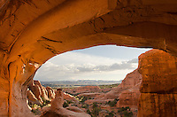 Tower Arch, Arches National Park, Utah