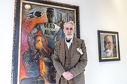 This winter an exhibition of new paintings, drawings and prints by one of Scotland&rsquo;s most celebrated artists, John Byrne RSA, will be on view in the Academicians&rsquo; Gallery. Well known as a polymath of prolific output, producing plays, screenplays and stage design alongside his artistic practice, Byrne&rsquo;s idiosyncratic style has brought him significant renown in recent years.<br /> <br /> Titled Rogues' Gallery, the exhibition presents a cast of motley characters, fashioned from memories of Byrne's childhood growing up in Paisley combined with his vast imagination. <br /> <br /> The exhibition opens on 17 November 2018 until 23 December 2018 at the RSA Academicians' Gallery, The Royal Scottish Academy, The Mound, Edinburgh