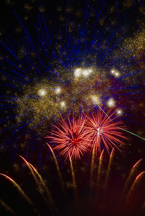 Reading PA fireworks