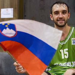 20130728: SLO, Basketball - EuroBasket 2013 warm-up match, Slovenia vs Macedonia