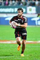 Maxime MEDARD - 24.04.2015 - Stade Francais / Stade Toulousain - 23eme journee de Top 14<br />Photo : Dave Winter / Icon Sport