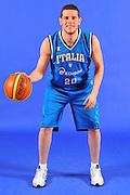 17.03.2009<br /> DOMEGGE DI CADORE <br /> RADUNO NAZIONALE ITALIANA MASCHILE<br /> NELLA FOTO: VALERIO AMOROSO
