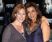 Tanya Franks; Shobna Gulati Four UK Premiere, Empire Cinema, Leicester Square, London, UK. 10 October 2011. Contact: Rich@Piqtured.com +44(0)7941 079620 (Picture by Richard Goldschmidt)