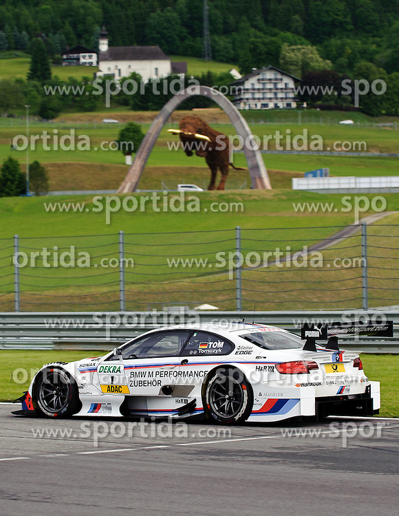 01.06.2012, Red Bull Ring, Spielberg, AUT, DTM Red Bull Ring, im Bild Martin Tomczyk, (GER, BMW Team RMG) during the DTM training day on the Red Bull Circuit in Spielberg, 2012/06/01, EXPA Pictures © 2012, PhotoCredit: EXPA/ S. Zangrando