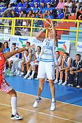 DESCRIZIONE : Cagliari Qualificazioni Campionati Europei Italia Croazia <br /> GIOCATORE : Raffaella Masciadri<br /> SQUADRA : Nazionale Italia Donne <br /> EVENTO :  Qualificazioni Campionati Europei Nazionale Italiana Femminile <br /> GARA : Italia Croazia<br /> DATA : 02/08/2010 <br /> CATEGORIA : Tiro<br /> SPORT : Pallacanestro <br /> AUTORE : Agenzia Ciamillo-Castoria/M.Gregolin<br /> Galleria : Fip Nazionali 2010 <br /> Fotonotizia : Cagliari Qualificazioni Campionati Europei Italia Croazia<br /> Predefinita :