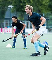 WASSENAAR - Siem Schoenaker. training HGC HI ,  voor het nieuwe hockey hoofdklasse. COPYRIGHT KOEN SUYK
