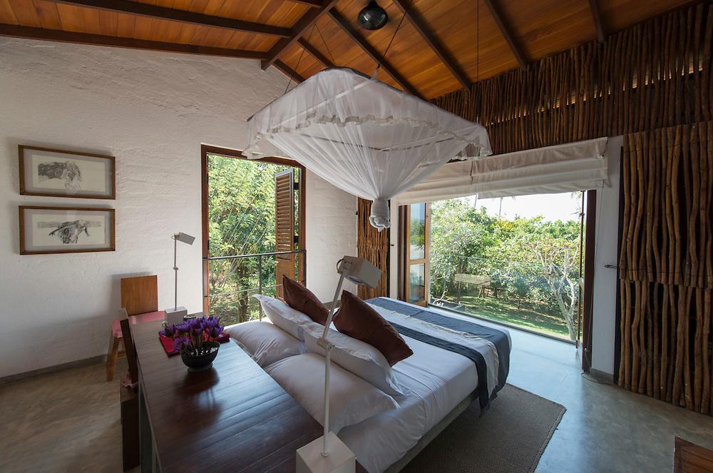 Kadju House - Tangle<br /> Architect: Pradeep Kodikara Tangalle
