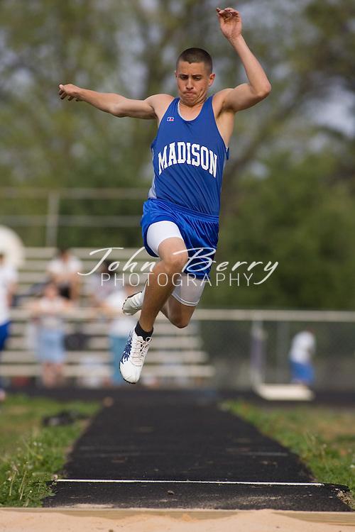 MCHS Track & Field.vs George Mason.4/25/2007