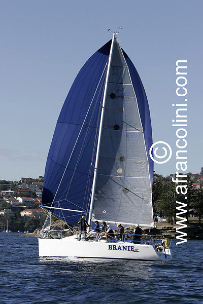 SAILING - BMW Winter Series 2005 - BRANIE, Sydney (AUS) - 12/06/05 - ph. Andrea Francolini