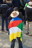 Comoros, Protest, Paris, France