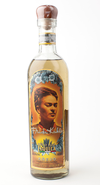 Frida Kahlo anejo -- Image originally appeared in the Tequila Matchmaker: http://tequilamatchmaker.com
