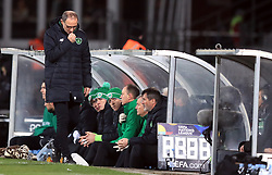 File photo dated 19-11-2018 of Republic of Ireland manager Martin O'Neill