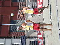 Volleyball, Beachvolleyball, Sandvolleyball, World Tour Stavanger, 04/07-03,<br />