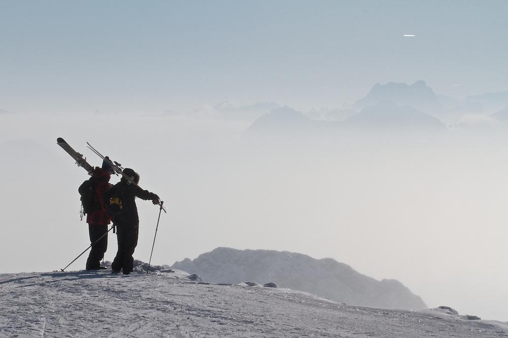 Davos Skiing Trip