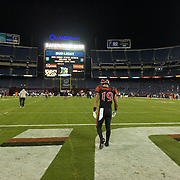 26 November 2016: The San Diego State Aztecs football team closes out the season at home against Colorado State.  The Aztecs trail the Rams 42-24 at halftime. www.sdsuaztecphotos.com