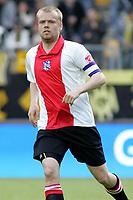 KERKRADE - voetbal , Roda JC - Heerenveen ,  Eredivisie , Parkstad Limburg Stadion , seizoen 2010-2011 , 15-05-2011 ,  Heerenveen speler Christian Grindheim.