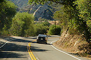 Old Topanga Canyon Road