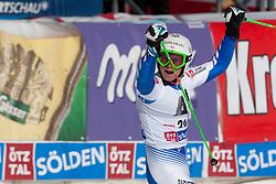 23.10.2011, Rettenbachferner, Soelden, AUT, FIS World Cup Ski Alpin, Herren, Riesenslalom, im Bild Alexis Pinturault (FRA) // during Mens ginat Slalom at FIS Worldcup Ski Alpin at the Rettenbachferner in Solden on 23/10/2011. EXPA Pictures © 2011, PhotoCredit: EXPA/ Johann Groder