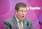 Paul Nuttall and Mike Hookem MEP launch UKIP's Fisheries policies<br /> 11th May 2017  Westminster, London, Great Britain <br /> <br /> Mike Hookem MEP <br /> Fisheries spokesperson <br /> <br /> Photograph by Elliott Franks <br /> Image licensed to Elliott Franks Photography Services