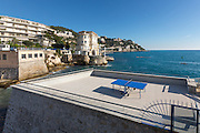 Vue sur le Cap de Nice // View of Cap de Nice