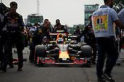 September 4, 2016: Max Verstappen, Red Bull , Italian Grand Prix at Monza