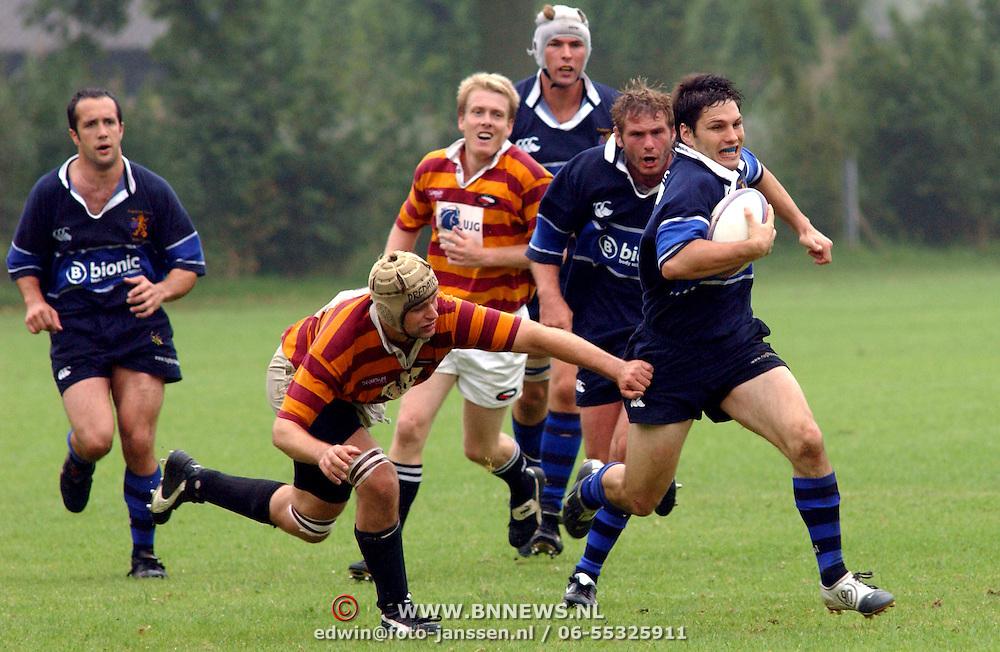 NLD/Naarden/20050911 - Rugby, 't Gooi - USRS,