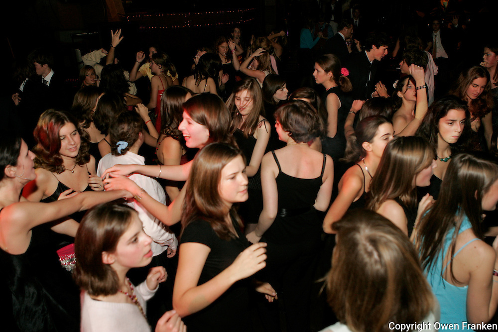 "teenager's ""Rally"" - a big party...photo by Owen Franken........"