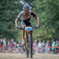 APELDOORN (NED) NK Mountainbike <br />Hans Becking