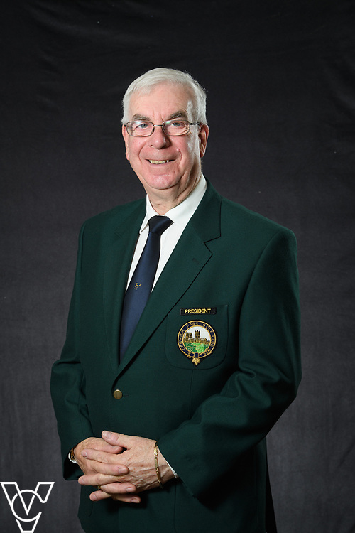 Tony Thornley - Canwick Park Golf Club President 2017<br /> <br /> Picture: Chris Vaughan Photography<br /> Date: March 30, 2017