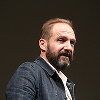 October27,2018,TOKYO  , 31th International Film festival, actor and director Ralph Fiennes  for movie in competition   biopic about ballet  star dansor Rudol Nooreev  attends Q and A session Ralph Fiennes  receive Best artiistic award contribution  at  Roppongi  Ex theater  Pierre Boutier,