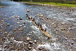 July 27, 2018 - Congjian, Congjian, China - Congjiang, CHINA-The traditional diving festival is held in Congjiang, southwest China's Guizhou Province. (Credit Image: © SIPA Asia via ZUMA Wire)