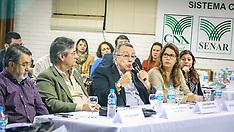 Reunião de Presidentes de Federações e CNA