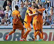 Newcastle United v Wolverhampton Wanderers 170916