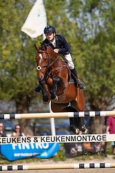 Prouve Tim, BEL, Orson Des Hayettes<br /> Groenten Jumping - Sint Kathelijne Waver 2019<br /> © Hippo Foto - Dirk Caremans<br /> 22/04/2019