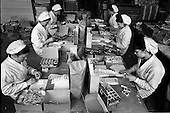 1963 - Interiors of Liam Devlin and Sons Ltd. Dublin Sweet Factory at Cork Street
