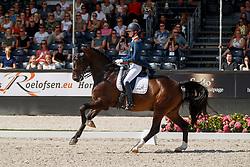 Rockx Thalia, NED, Verdi de la Fazenda<br /> Nederlands Kampioenschap Dressuur <br /> Ermelo 2018<br /> © Hippo Foto - Dirk Caremans<br /> 29/07/2018