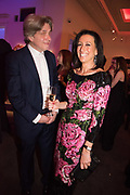 COSMO LANDESMAN; LUCY LITWACK,, Sotheby's Erotic sale cocktail party, Sothebys. London. 14 February 2018