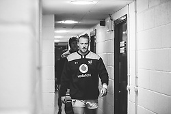 Alex Hunt of Wasps A - Mandatory by-line: Robbie Stephenson/JMP - 16/12/2019 - RUGBY - Sixways Stadium - Worcester, England - Worcester Cavaliers v Wasps A - Premiership Rugby Shield