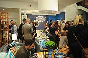 Jonathan Adler Store opening. Sloane St. London. 16 November 2011. <br /> <br />  , -DO NOT ARCHIVE-&copy; Copyright Photograph by Dafydd Jones. 248 Clapham Rd. London SW9 0PZ. Tel 0207 820 0771. www.dafjones.com.