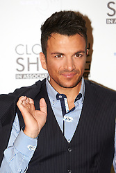 © Licensed to London News Pictures.  07/12/2012. BIRMINGHAM, UK. Former pop star Peter Andre (pictured) is seen during the opening photo call for the Clothes Show Live event being held in the NEC, Birmingham. The show opens today and runs until Tuesday. Photo credit :  Cliff Hide/LNP
