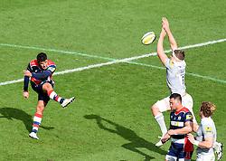 Gavin Henson of Bristol Rugby - Mandatory by-line: Paul Knight/JMP - 26/02/2017 - RUGBY - Ashton Gate - Bristol, England - Bristol Rugby v Bath Rugby - Aviva Premiership